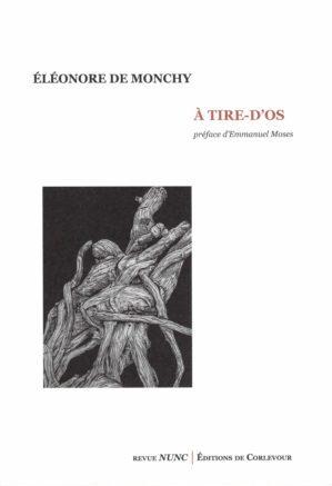 Éléonore de Monchy, À Tire-d'os, Corlevour (couverture)