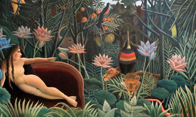 Le terrifiant mystère Henri Rousseau: roman-polar artistique de Maha Harada