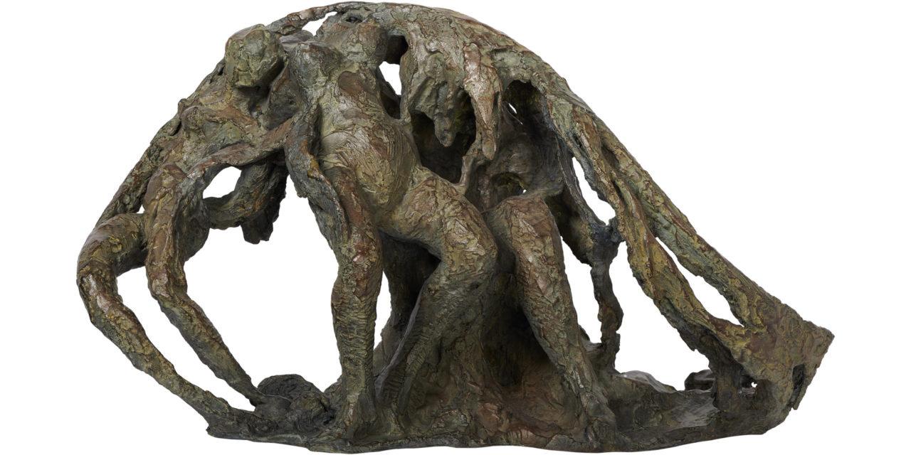 Exposition et parution : «Edmond Moirignot, le chant du bronze»