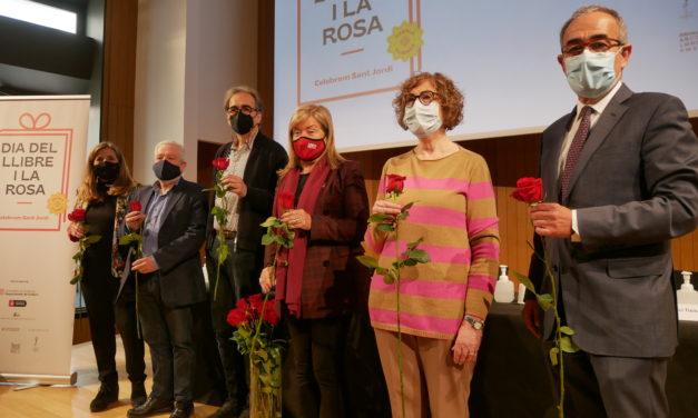 Sant Jordi 2021 : des livres et des roses à Barcelone